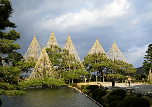 kanazawa-japan-kenrokuen-garden