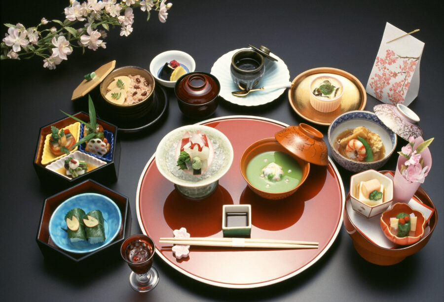 Japan's culinary experiences